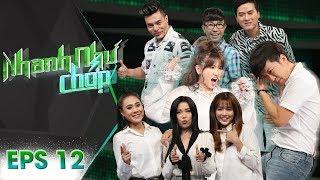 Nhanh Như Chớp |Tập 12 Full: Diễn Xuất Của An Vy FAPTV-Dương Lâm Khiến Trường Giang-Hari Won Đau Não