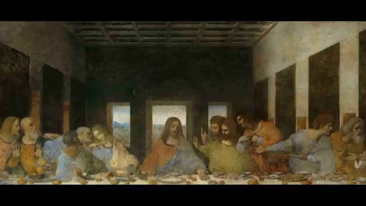 Cenacolo vinciano di leonardo da vinci santa maria delle for Il cenacolo bagno di romagna