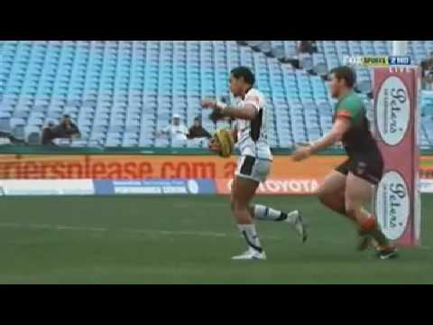 Glen Fisiiahi - Why you shouldn't celebrate before scoring a try