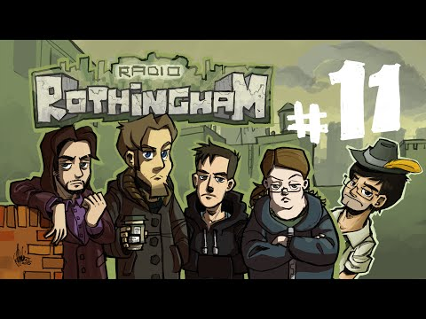 Radio Rothingham #11 - Solar freakin' roadways!