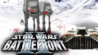 RETURN TO HOTH - Star Wars Battlefront 2