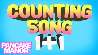 COUNTING SONG ♫ | Learning Addition | Kids Songs | Pancake Manor