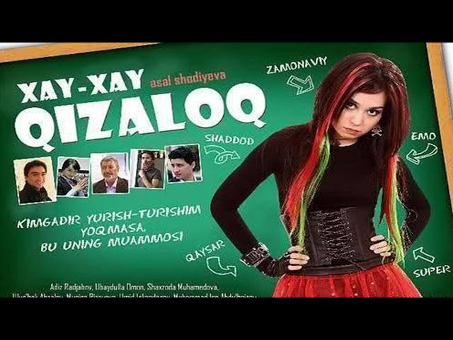 Hay Hay Qizaloq (uzbek film)   Хай Хай Кизалок (узбекфильм)