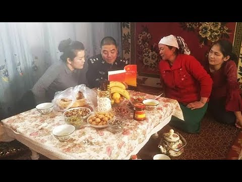 China: Officials Impose Home Visits on Muslim Families