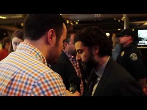 EX MACHINA Interview - Oscar Isaac, Domhnall Gleeson & Alex Garland