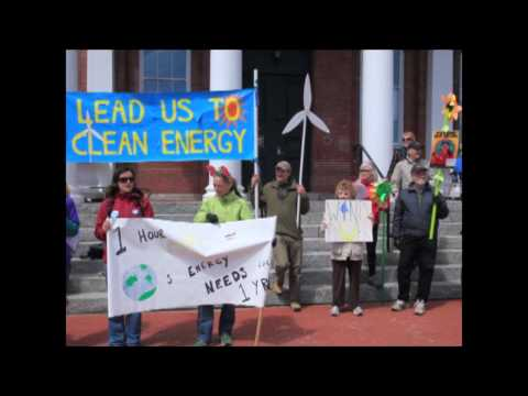 Renewable Energy Rally Exeter, New Hampshire April 25, 2015