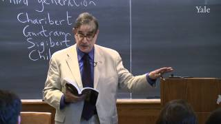 Video: Rome: Frankish Society - Paul Freedman 11/18
