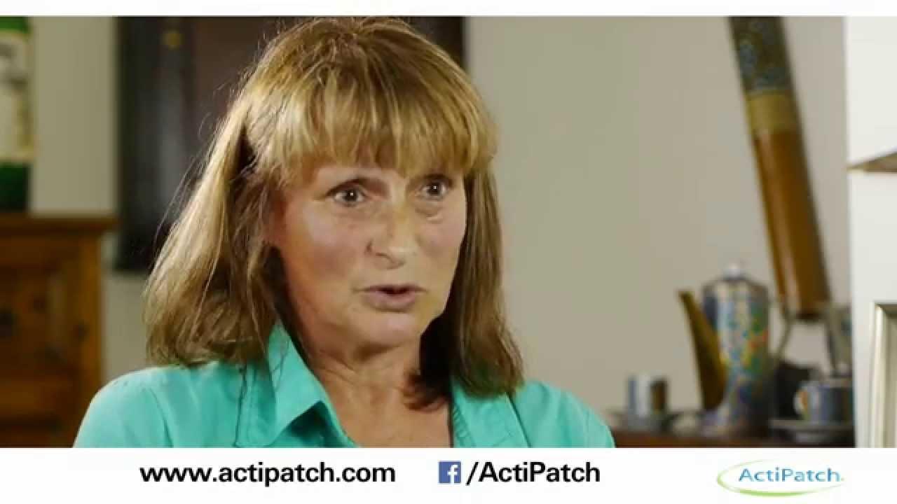 Testimonials | ActiPatch® Pain