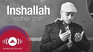 Maher Zain - Inshallah (English) | ماهر زين - إن شاء الله  | Vocals Only (Lyrics)