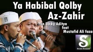 Download Lagu Lirik Az-Zahir - Ya Habibal Qolbi (Versi Baru) | Voc. Lucky feat Mustafid Gratis STAFABAND