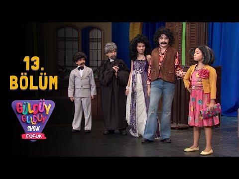 Güldüy Güldüy Show Çocuk 13. Bölüm Tek Parça Full HD (14 Ekim Cuma)