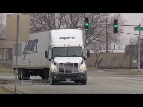 0 Nightly Business Report on Trucking and Fuel Prices