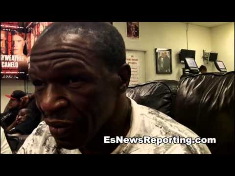Floyd Sr. Says Floyd Mayweather Has Fastest Hands In Boxing - EsNews