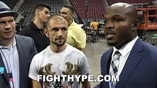 """""""HIGHWAY ROBBERY"""" - TIM BRADLEY & ANDRE WARD CO-SIGN POTAPOV WON; BRADLEY SAYS GREER WAS """"EXPOSED"""""""
