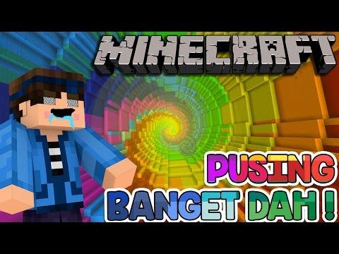 Pusing Banget Dah! (The Dropper) (2/3) | Minecraft Custom Map