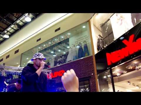 Majk Spirit - 1. část - Avion Shopping Park Ostrava video
