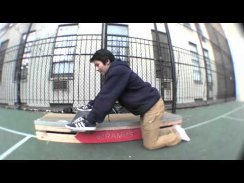 How to boardslide with Kenny Shoji