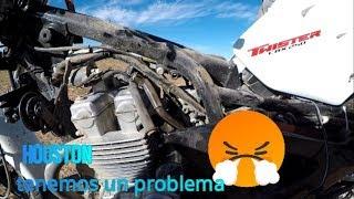 Problema con la moto!! - Salar de Uyuni Argentina