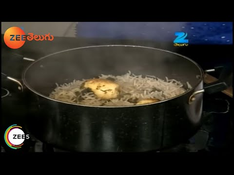Vah re Vah - Indian Telugu Cooking Show - Episode 451 - Zee Telugu TV Serial - Full Episode