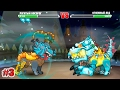 Mutant Fighting Cup 2 (РОГАТЫЙ НОСОРОГ VS ОГНЕННЫЙ ЛЕД) (3 серия)