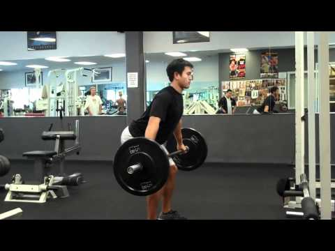 Olympic Lifting Technique Training (The Snatch) Image 1