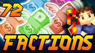 "Minecraft Factions ""FACTIONS MILLIONAIRE!"" Episode 72 Factions w/ Preston and Woofless!"