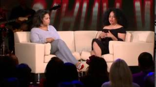 Diana Ross - Oprah Show 02-25-2011 (PART ONE)