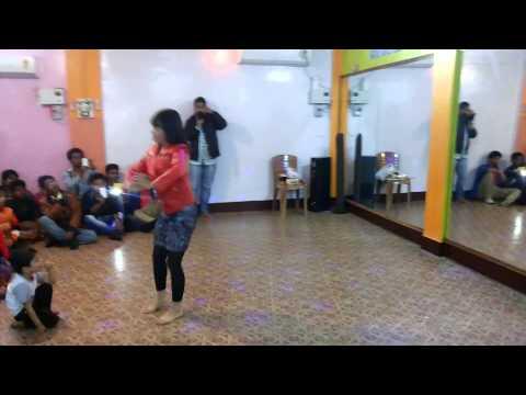 Soumya Rai Of Zee Tv Did Little Master At Royale Dance Academy, Duliajan, Assam video