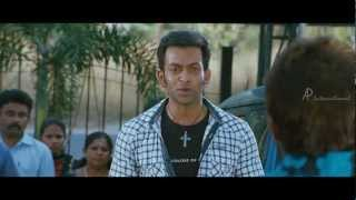 Malayalam Movie   Hero Malayalam Movie   Prithiviraj's Friend Dies Accidentally   1080P HD