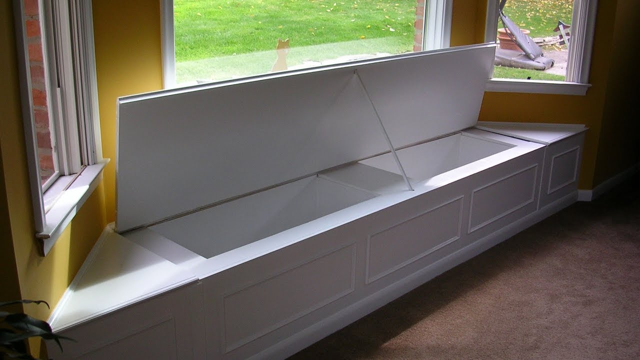 Window bench