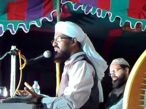 Alhaaj Qari Rizwan sahab  Radde Najdi Wahabi Dewbandi Gustakhe Rasool s a w
