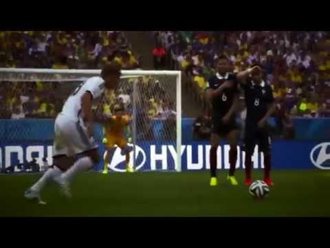 Germany - World Cup 2014 'Der Blitzkrieg'