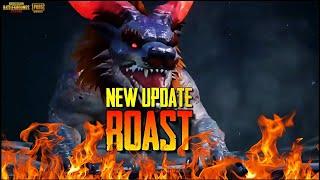 PUBG Mobile New Monster Hunting Update Roast