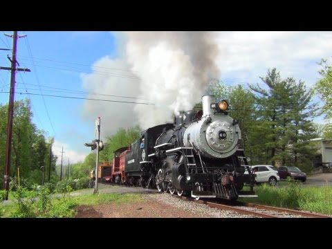 Fire Up that Good Ol' 60 (National Train Day 2013)