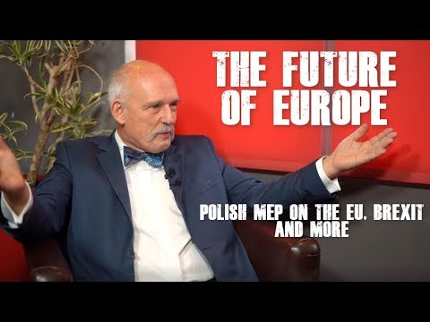 The Future Of Europe | Janusz Korwin-Mikke