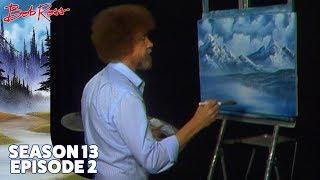 Bob Ross - Frozen Solitude (Season 13 Episode 2)