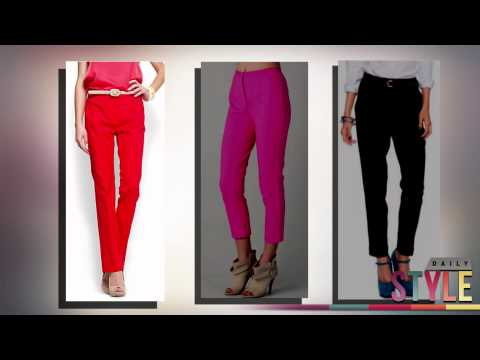 Dress Like A Celeb In Trousers! Lucy Hale Erica Dasher Shailene Woodley video