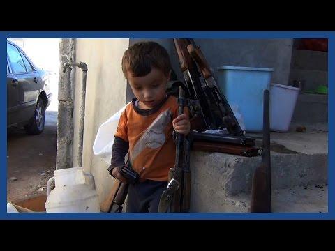 Before Isis: Life inside Kobani before Isis attacked