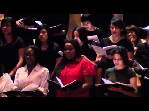 2012 High School Choir Festival - Choose Something Like a Star