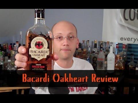 Review: Bacardi Oakheart Spiced Rum