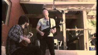 Behind the scenes at Rancho De La Luna 3  UkeKeytar jam