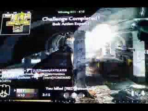 Call of Duty WaW Sniping Montage