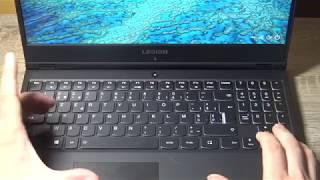 "Lenovo Legion Y530 15"" Gaming Laptop Intel Core i7 16Gb Nvidia GeForce GTX 1050Ti 4Gb: Test Vidéo"