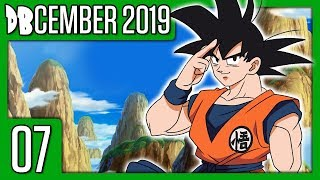 Top 12 Dragon Ball Techniques | #07 | DBCember 2019 | TeamFourStar (TFS)