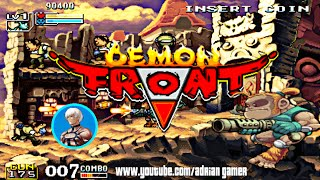 Demon Front para Emulador aFBA (Final Burn Alpha) Android