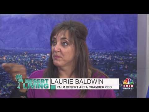 Palm Desert Area Chamber of Commerce   Desert Living Show HD