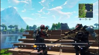 Bolt-Action sniper: 2 noscopes and a noscope from 100 M