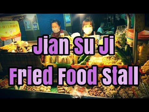 Taiwan Fried Food Stalls