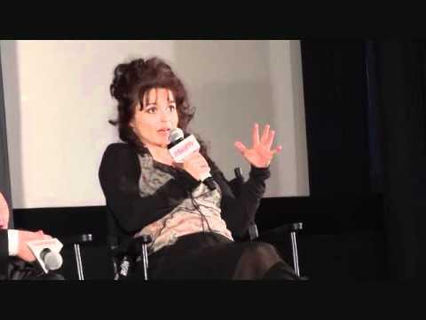 Harry Potter Deathly Hallows Part 2 Q And A Helena Bonham Carter David Heyman David Yates 4