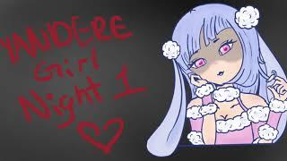 Yandere Girlfriend Night 1 | Anime Girl ASMR Roleplay?Rini-chan ASMR?